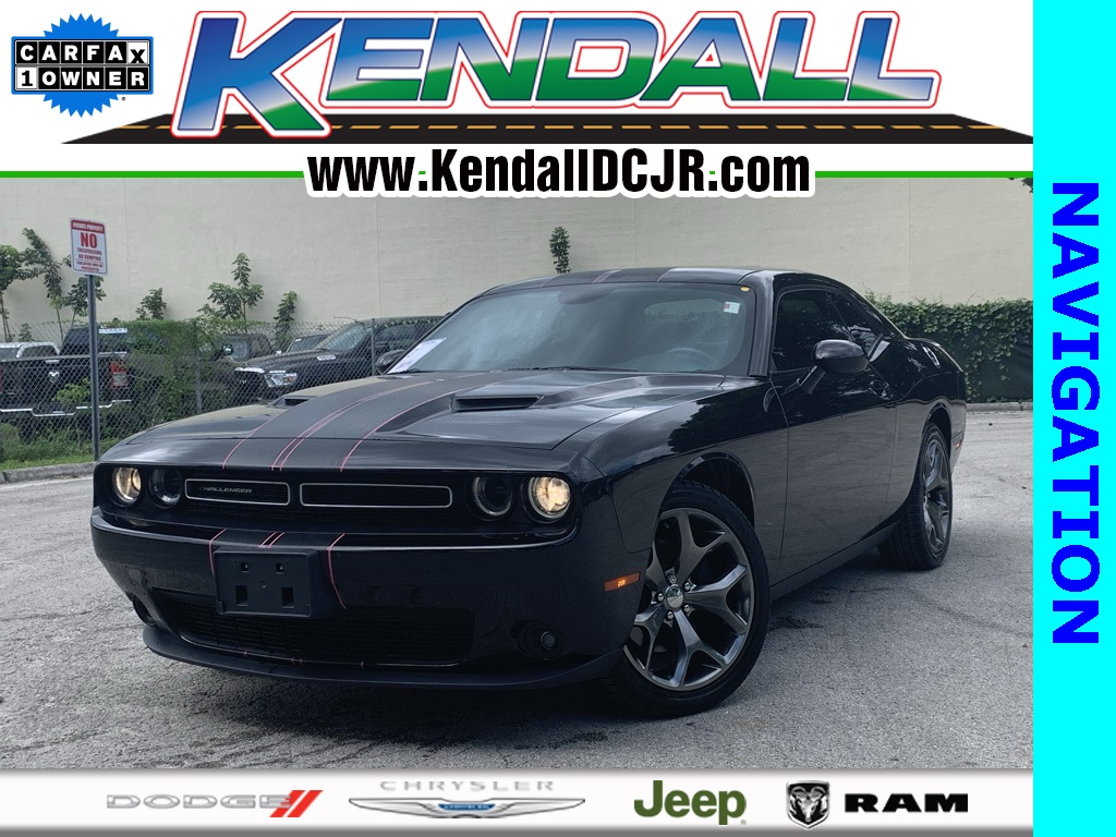 Certified Pre-Owned 2015 Dodge Challenger SXT