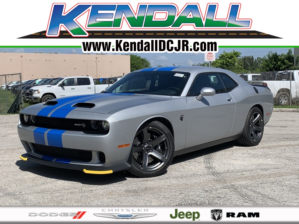 Hellcat Challenger For Sale >> New 2019 Dodge Challenger Srt Hellcat