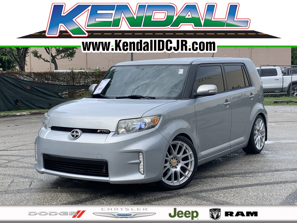 Pre-Owned 2013 Scion xB Base