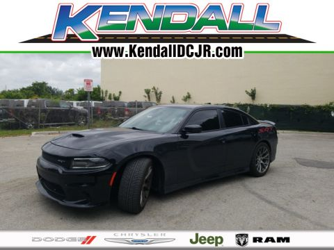 Certified Pre-Owned 2015 Dodge Charger SRT 392