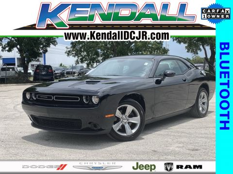 Certified Pre-Owned 2017 Dodge Challenger SXT