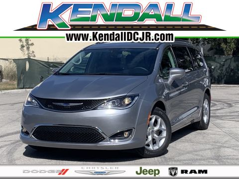 New 2020 CHRYSLER Pacifica Touring L Plus