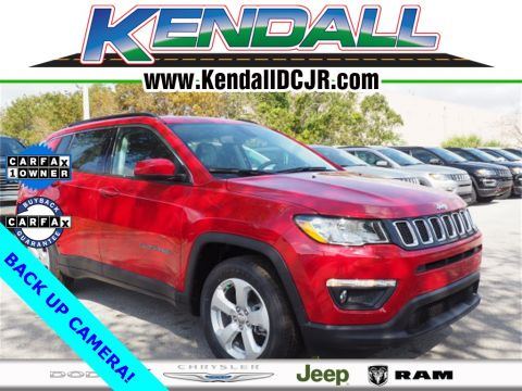 New Jeep Compass | Kendall Dodge Chrysler Jeep Ram