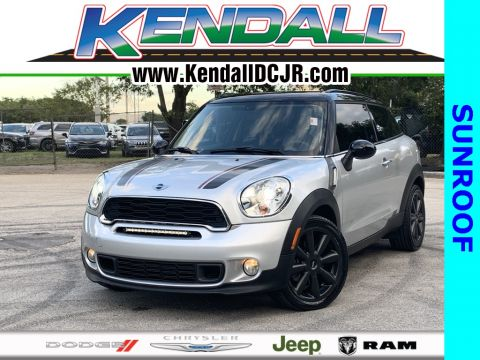 Pre-Owned 2013 MINI Cooper S Paceman